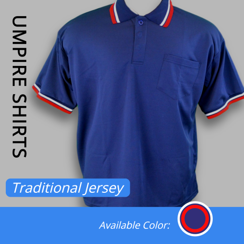 Classic Navy Umpire Jersey