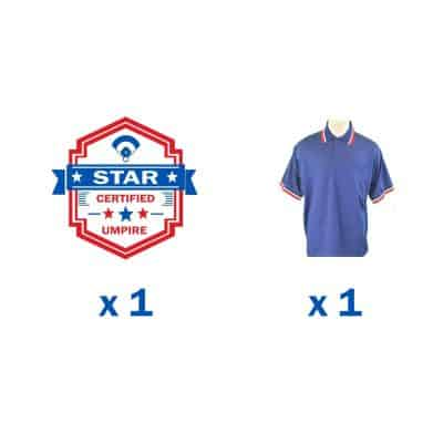 Umpire Star Certification Bundle
