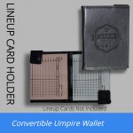 Star Premium Lineup Card Holder